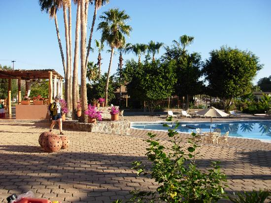 Hotel Tripui swimming pool