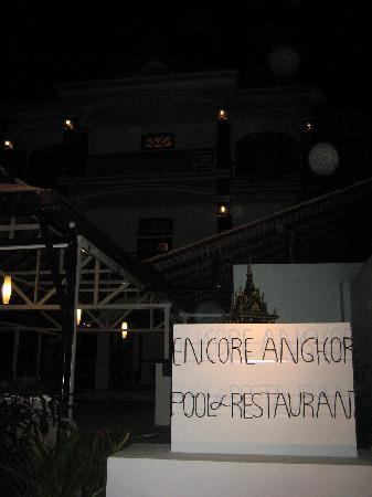 Encore Angkor Hotel: 1