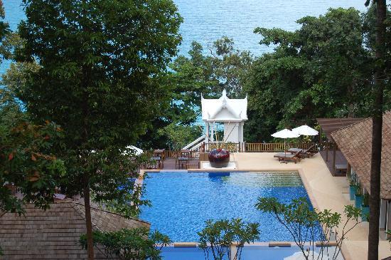 Nisa Cabana Koh Chang Resort: top over