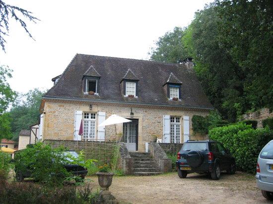 Carsac-Aillac, France : entrée de l'hôtel