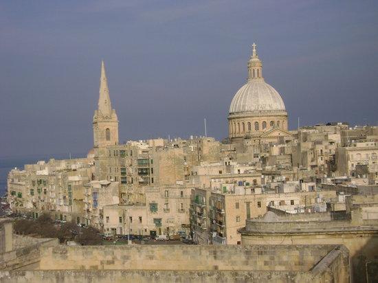 Мальта: Valleta