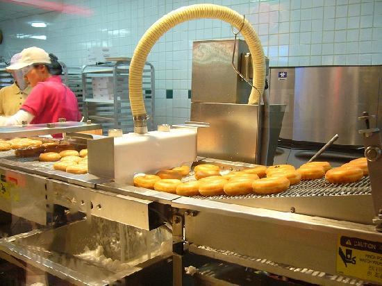 Krispy Kreme Doughnuts Sogong: 店内