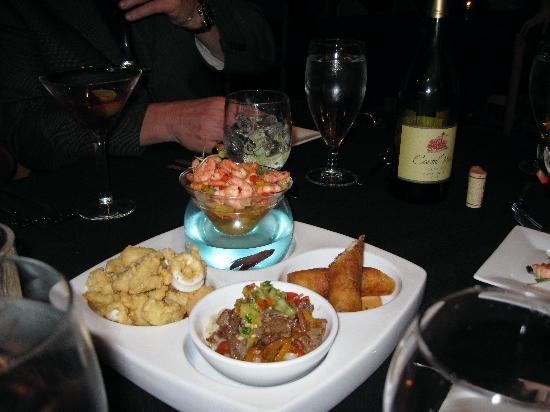 The Landing Restaurant: Special Valentines Appetizer - Four Play