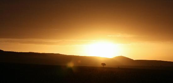 Sarova Mara Game Camp: Sunrise - very pleasant