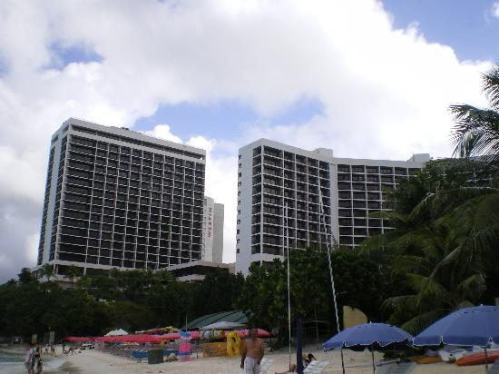 Guam Reef & Olive Spa Resort: Reef Hotel
