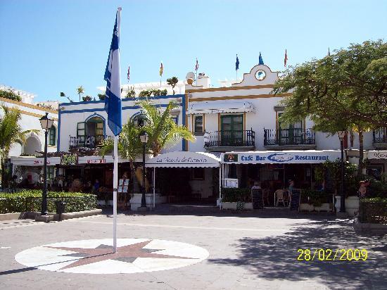 La Venecia de Canarias : Main Entrance