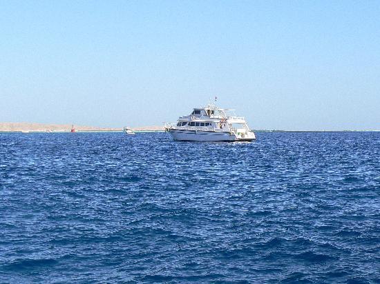 Hurghada SeaGull Beach Resort: il mare