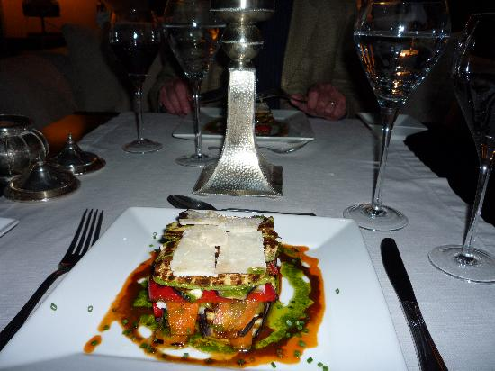Riad Noir d'Ivoire: Mille feuille for my birthday