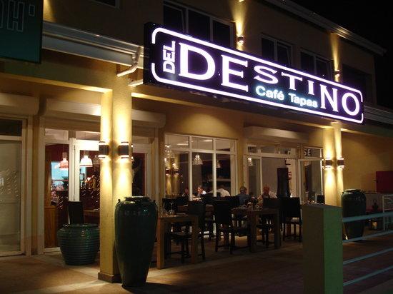 cafe del destino simpson bay restaurant reviews phone number photos tripadvisor. Black Bedroom Furniture Sets. Home Design Ideas