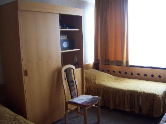 Premier Hotel Rus: Twin bedroom