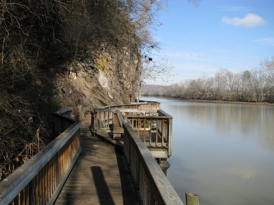 Knoxville, TN: BoardWalk Section of the Trail