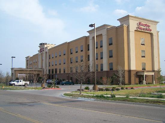 Hampton Inn & Suites Waco South: Hotel