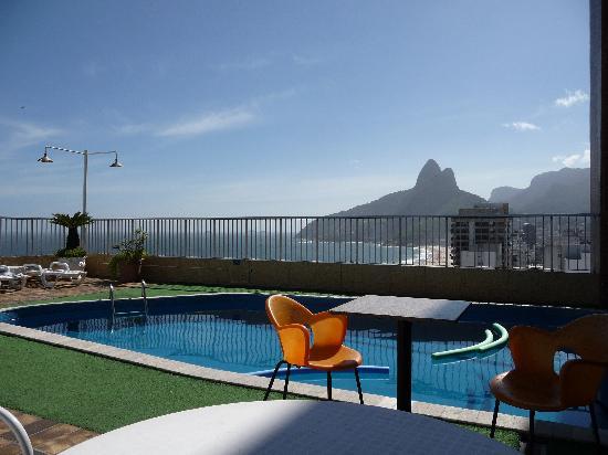 Everest Rio Hotel: Ipanema