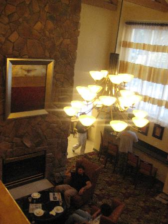 Holiday Inn Express Pinetop : Lobby