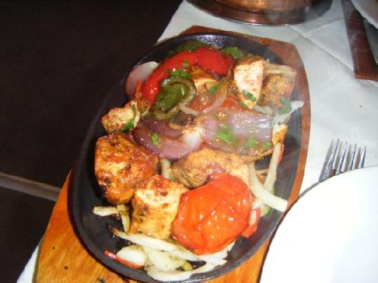 The Mogul Room: Chicken Shashlik