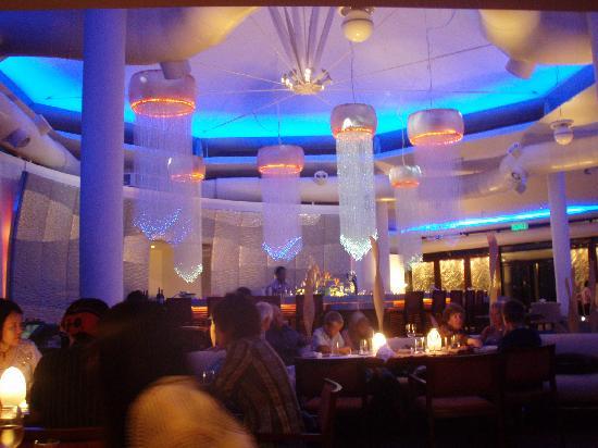 Shangri-La's Rasa Ria Resort & Spa: Coast restaurant