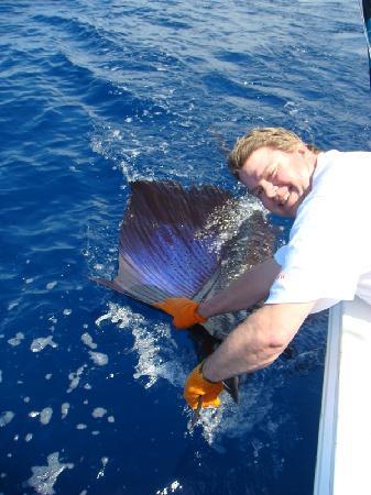 Crocodile Bay Resort - An All-Inclusive Resort: John's sailfish