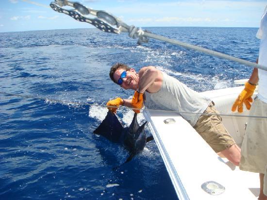 Crocodile Bay Resort - An All-Inclusive Resort: Jim's sailfish