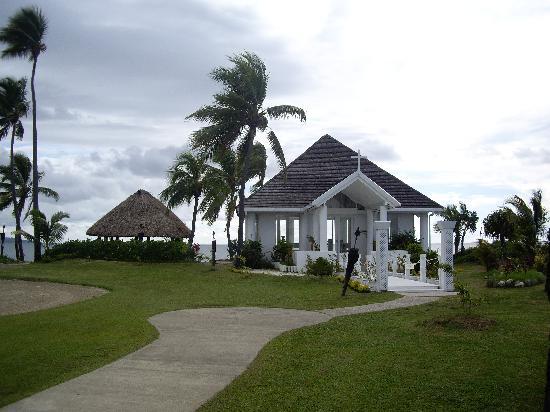 Sheraton Denarau Villas: The Chapel
