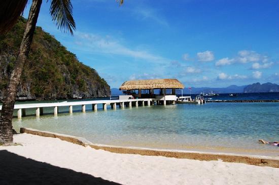 El Nido Resorts Miniloc Island: miniloc wharf