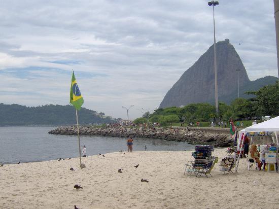 "Augusto""s Paysandu Hotel: plage du Flamengo"