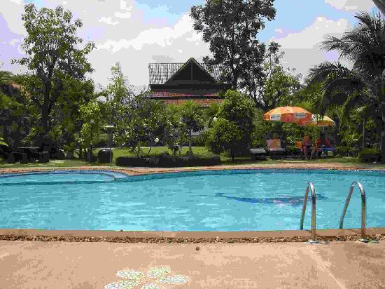 Rachawadee Oasis Resort & Hotel: vom Badehaus gesehen