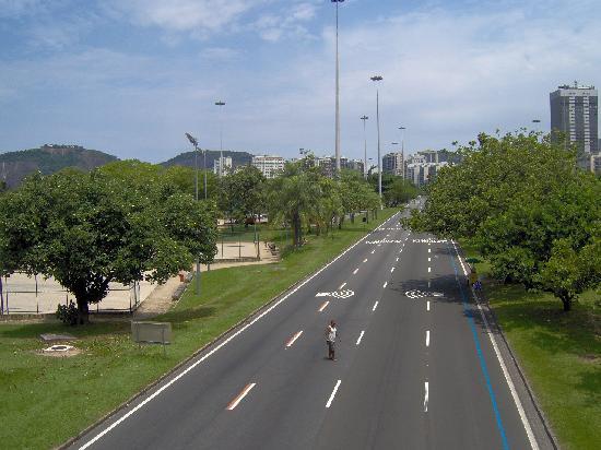 Hotel Novo Mundo: Aterro do Flamengo