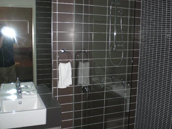 Karmasea Luxury Apartments: 21 shower room