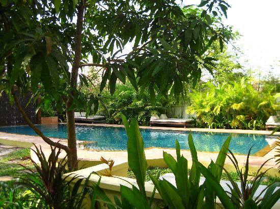 Pavillon d'Orient Boutique-Hotel: Der Pool