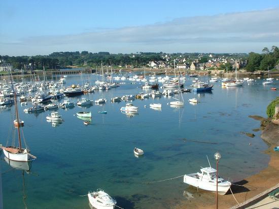 Saint-Malo, Frankrijk: le port de saint malo