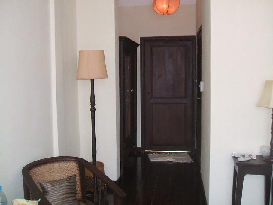 Hotel Khamvongsa: シングルルーム写真2