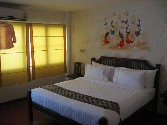 Sabaidee Chiang Mai Hotel: Zimmer