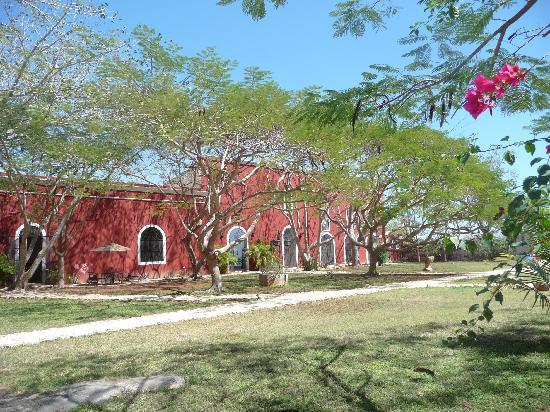 Hacienda Santa Cruz: hacienda