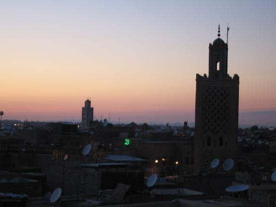 Riad et Dar Maison Do: From the Roof