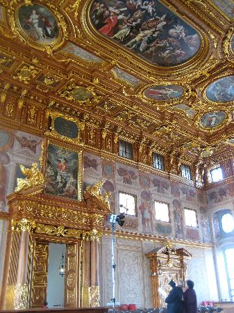 Augsburger Rathaus: Inside
