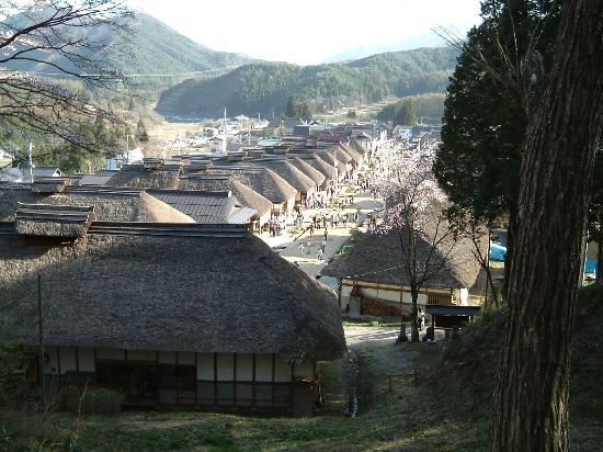 Ouchijuku: 大内宿