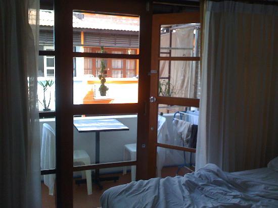 Sunshine Guest House Hua Hin: Balcony!