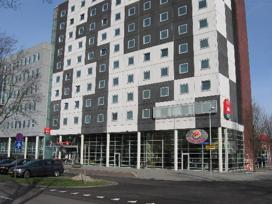 Hotel Front Picture Of Ibis Amsterdam City West