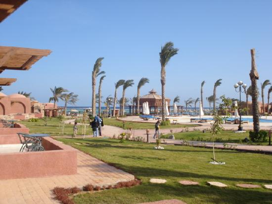 SENTIDO Oriental Dream Resort: View from terrace