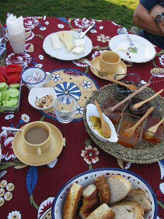 Sedirli Ev: Breakfast