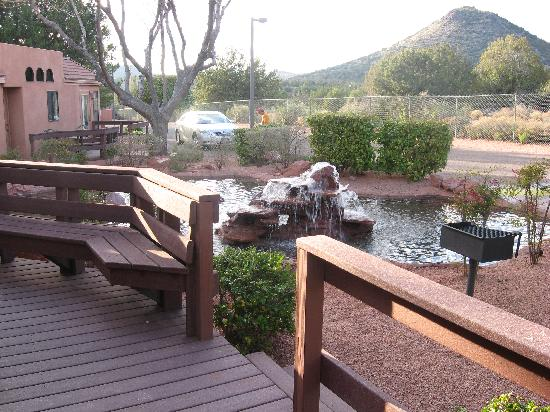Grounds picture of sedona pines resort sedona tripadvisor for Sedona cabins and lodges