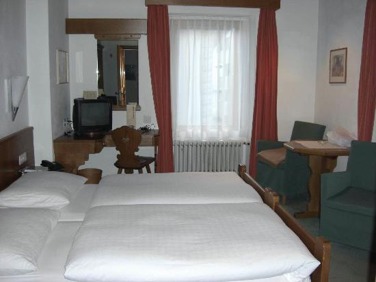 Hotel Languard - Double Room South Facing