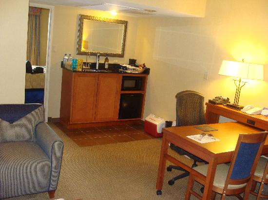 Embassy Suites by Hilton San Antonio - NW I-10: Living Area 2