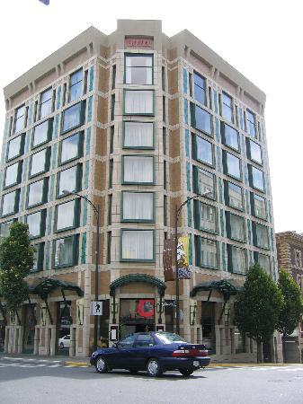 Magnolia Hotel And Spa: Magnolia Hotel