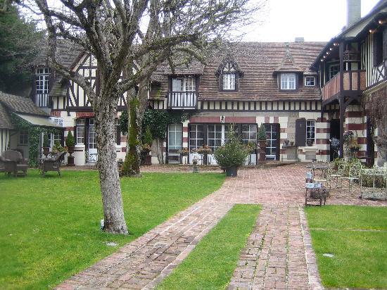 Hotel Villa Josephine: La villa Joséphine