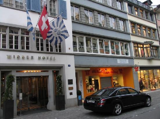 Best Luxury Hotels In Zurich