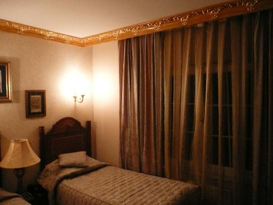 Hotel Sapphire: superior double bedrooom