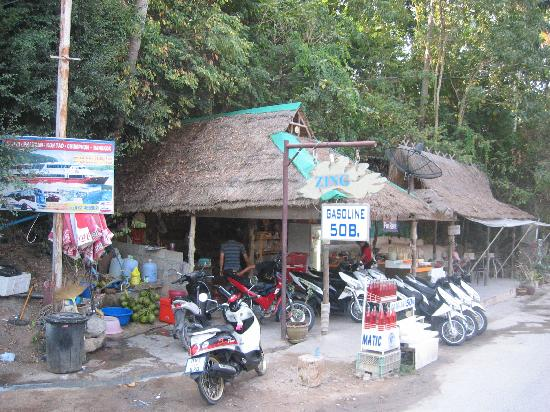 Chintakiri Resort: Recommended Scooter Rental