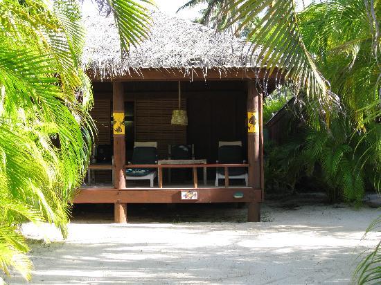 Rarotonga Beach Bungalows : Bungalow