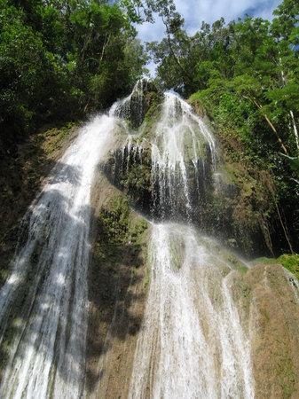 Halbinsel Samaná, Dominikanische Republik: Cascada